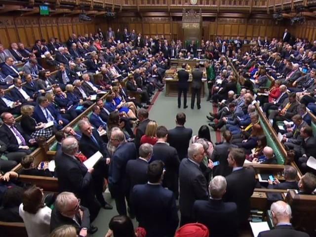 Lagerhuis geeft uitstel brexit groen licht