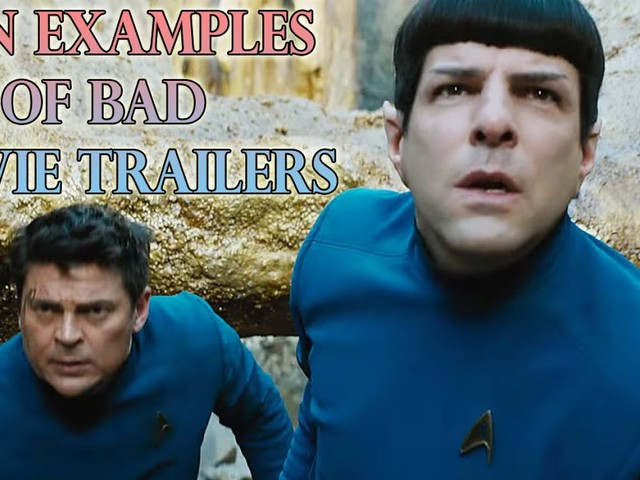 10 Examples Of Bad Movie Trailers