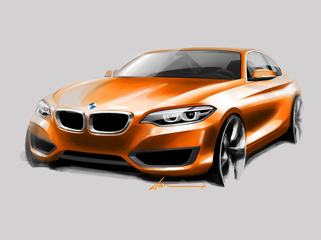 BMW official confirms upcoming 2 Series Coupe will remain RWD
