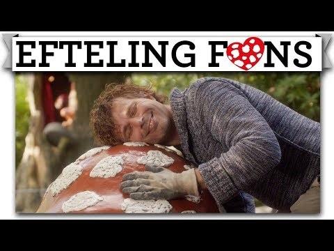 De Efteling nabouwen in je tuin, Frank deed het [VIDEO]