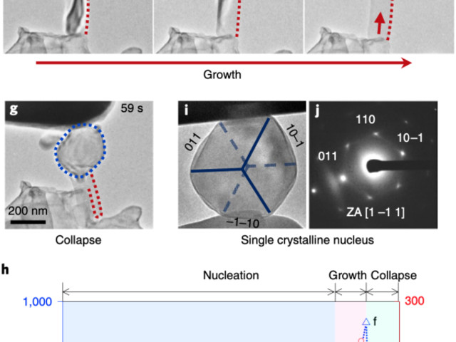 PNNL team pinpoints cause of dendrites and whiskers in lithium batteries; ethylene carbonate a culprit