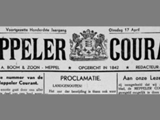 Archief Meppeler Courant digitaal doorzoekbaar