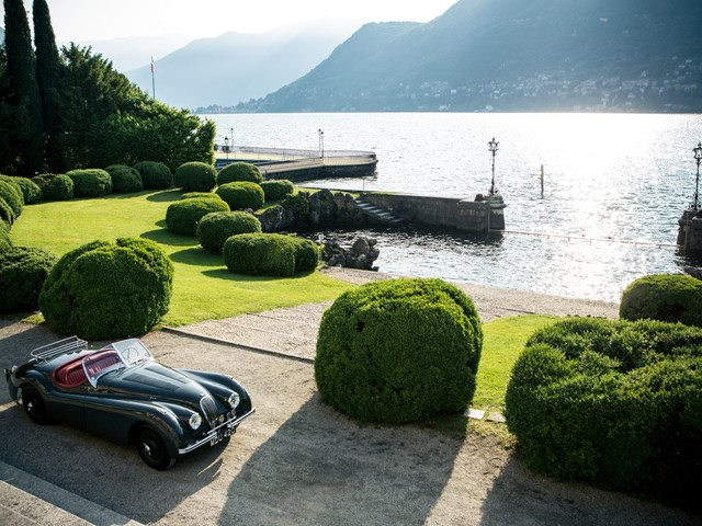 2018 Concorso Villa d'Este Motto Revealed: Hollywood on the Lake