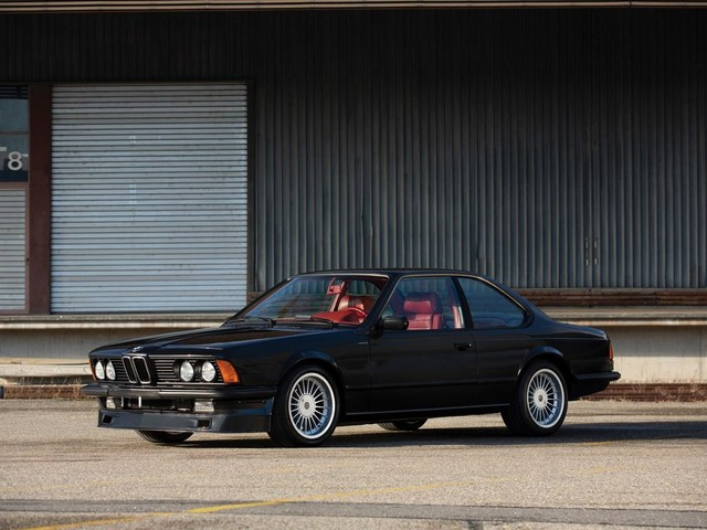 1987 BMW Alpina B7 Turbo Coupe Sells for €103,500