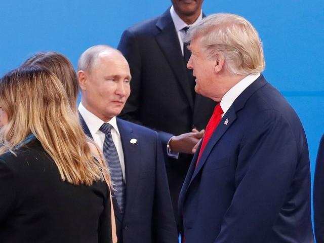Washington Post: Trump hield details over ontmoeting met Poetin geheim voor eigen kabinetsleden