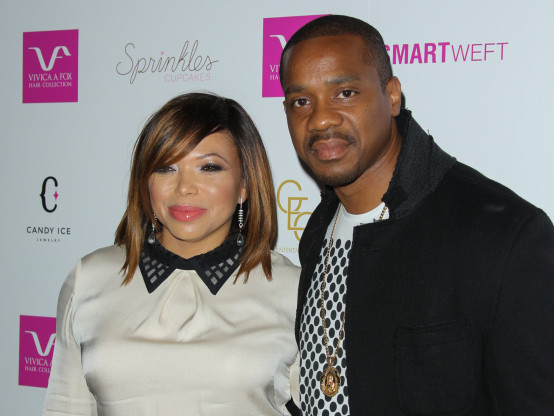 Daaaaaaamn Gina! Tisha Campbell-Martin Claims Ex-Husband Duane Martin Was Stashing Stacks Of Cash While They Were Married