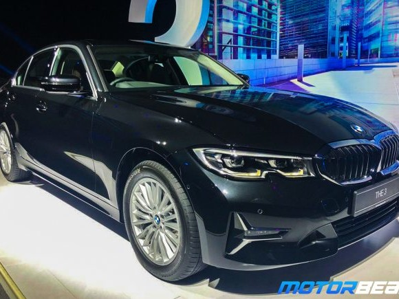 2019 BMW 3-Series Launched; Price Starts At Rs. 41.40 Lakhs