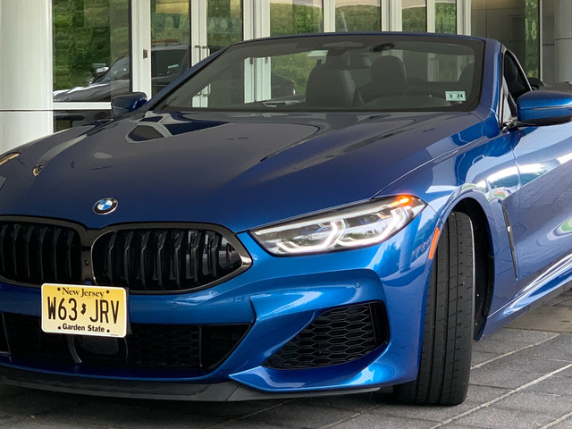 Ask Me Questions: BMW M850i Convertible
