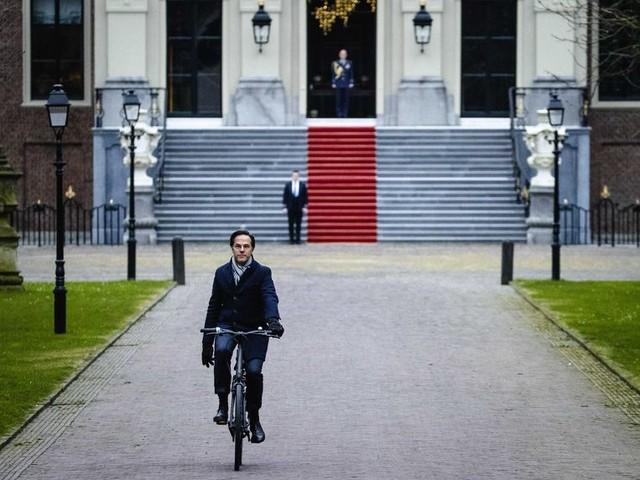 Van de meeste Nederlanders mag Rutte gewoon weer premier worden