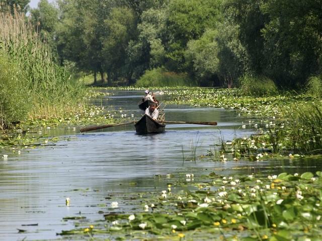 Dit is de grootste rivierdelta van Europa en een paradijs voor vogelliefhebbers