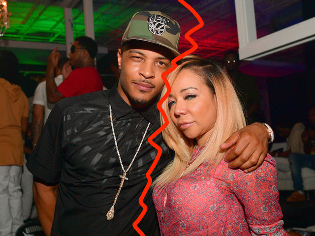 Be Easy: People Think THIS Proves That T.I. & Tiny Are Reconciling Despite Their Divorce