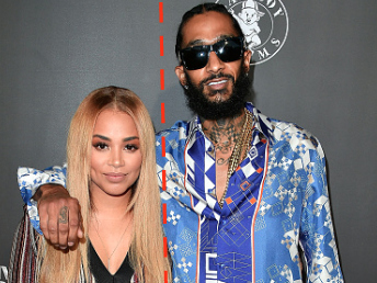 It's A Wrap!!! Nipsey Hussle & Lauren London Break Up