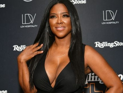 Twirl Time! Kenya Moore's Officially #RHOA Reclaimed Her Peach