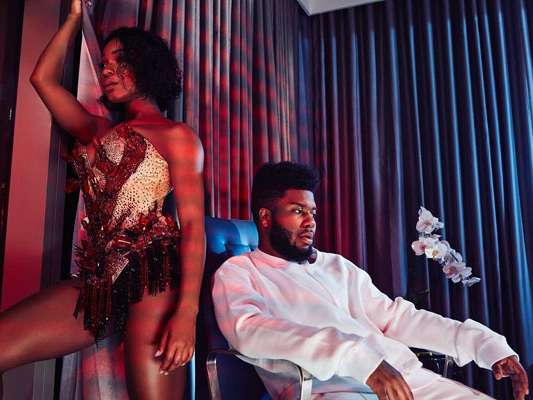 "Khalid & Normani Kordei Duet On ""Love Lies"""