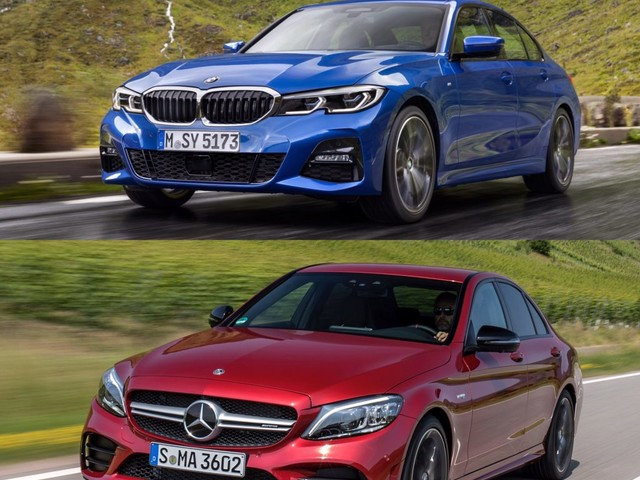 BMW and Mercedes: Talks about common platform?