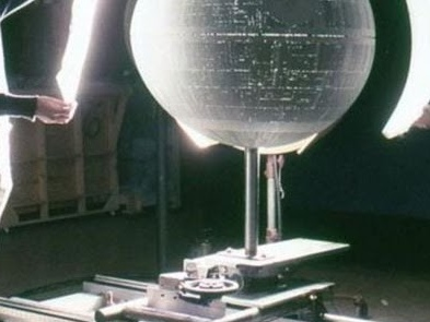 Photo of the day - Star Wars: ILM Magic - Lighting the Death Star