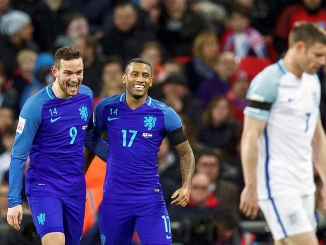 Engeland wil in maart tegen Oranje spelen
