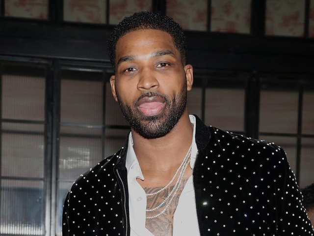 Happy Pappy: Tristan Thompson Is Grinning From Ear To Ear On The Gram In First Family Photo With Both Of His Beautiful Babies