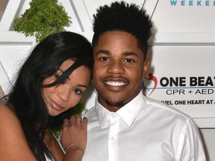 Congrats! Model Mom Chanel Iman & Husband Sterling Shepard Expecting Baby #2