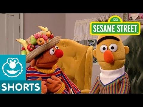 Schrijver onthult: Bert en Ernie zijn een stelletje