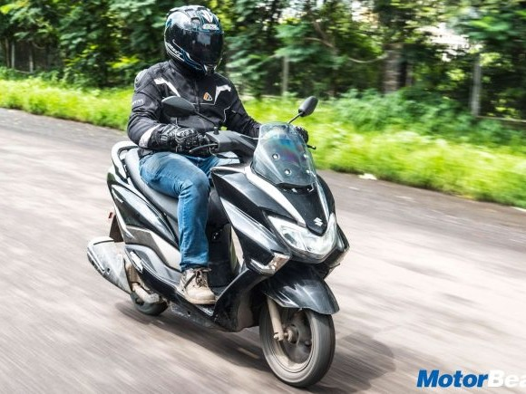 Suzuki Overtakes Hero In Scooter Sales