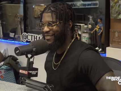 The Breakfast Club: Big K.R.I.T. Talks Being Independent, Conversations With His Father, And More [Video]