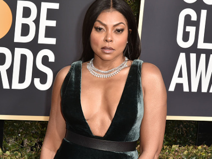 C'mon Cookie! Taraji P. Henson Gets Dragged For Preposterously Pondering Why There's No #MuteWeinstein Hashtag