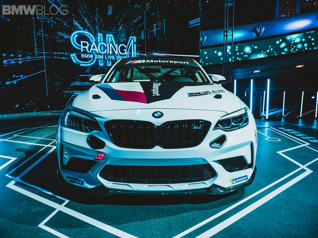 BMW M2 CS Racing – Exclusive First Look At Latest Racing Car