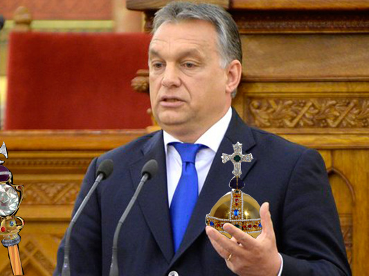 Victor Orban warns Europeans that Christianity is Europe's last hope (Video)