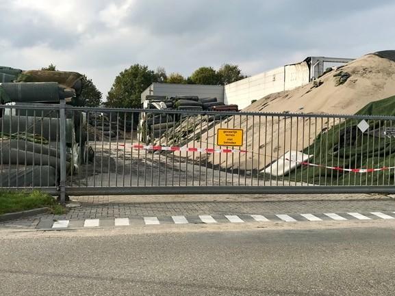 Bankrekening TUF Recycling bevroren, gemeente Dongen krijgt 98.000 euro via deurwaarder