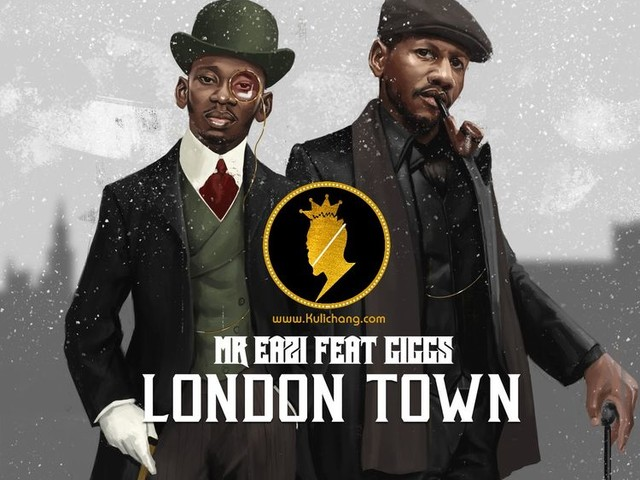 Mr Eazi – London Town (f. Giggs) + Overload (f. Slimcase & Mr Real)