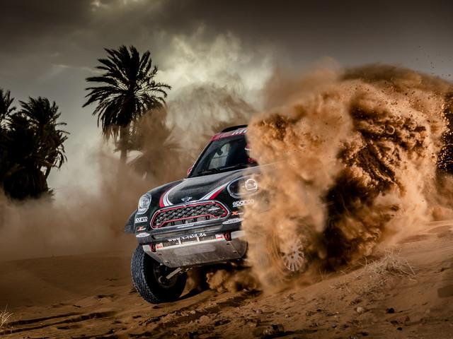 MINI John Cooper Works Buggy to race in Dakar Rally 2018