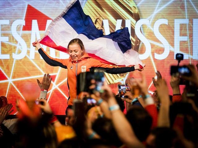 Hoe spring-in-'t-veld Esmee Visser ineens een wereldster werd
