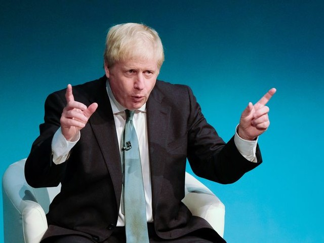 Boris Johnson windt met humor de kiezer om zijn vinger