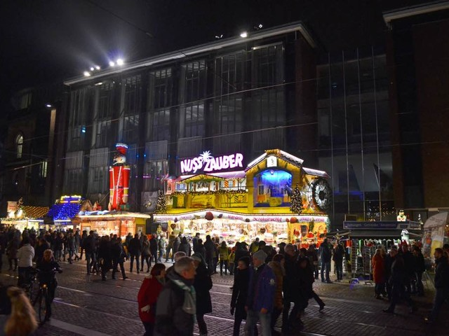 Overzicht van Duitse kerstmarkten dichtbij