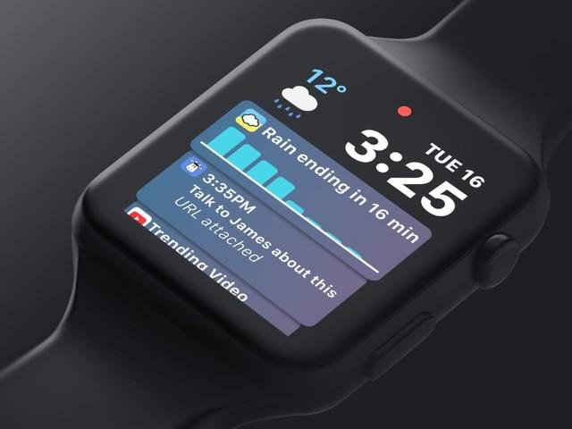 Dit watchOS 5-concept toont 5 grote Apple Watch-verbeteringen