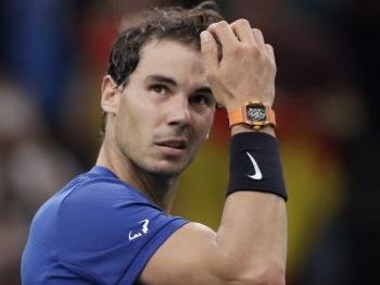 Nadal op tijd fit voor ATP Finals