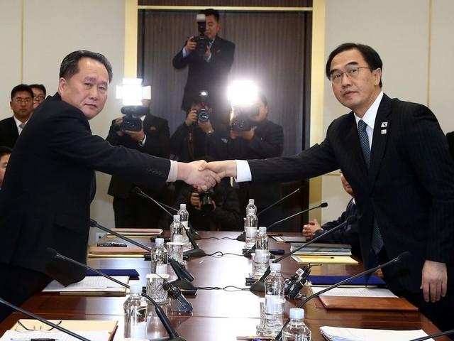 Noord-Korea sport mee, maar dat is het dan ook voorlopig