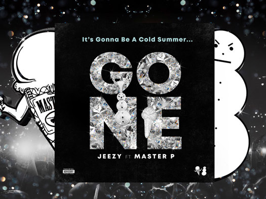 "Jeezy – ""Gone"" f. Master P"