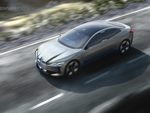 Rumor: New BMW i4 – Rear-wheel and all-wheel drive, 60 and 80 kWh battery packs