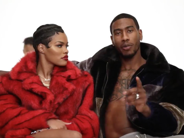 Will You Be Watching? Teyana Taylor And Iman Shumpert Are Bring Sweet Black Love To VH1 [Video]