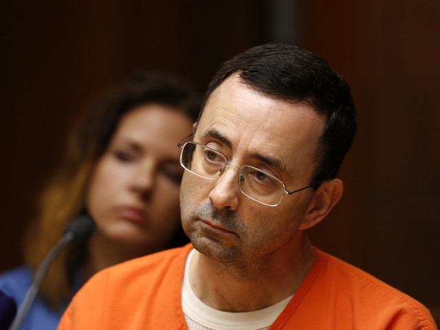"Breaking: Team USA Doctor Larry Nassar Pleads Guilty To Sexual Assaulting Gymnasts, ""I'm So Horribly Sorry"""