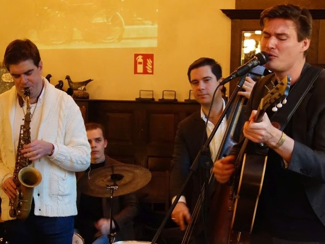 Drukke muzikale zondag in Leiden