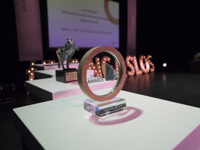 Nominaties Duurzaam Bouwen Awards: categorie Meest Duurzame Project