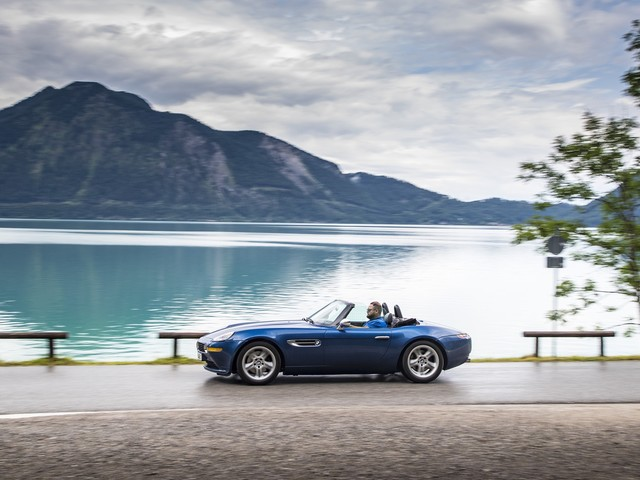 TEST DRIVE: BMW Z8 – Timeless Tribute