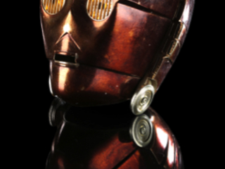 ICONIC STAR WARS PROPS INCLUDING C-3PO'S HEAD TO GO UNDER THE HAMMER