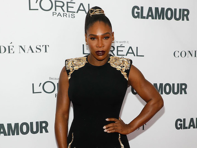Serena Williams Shakes Her Bangin Newlywed Mommy Cakes On A Private Jetway For VOGUE [Video]
