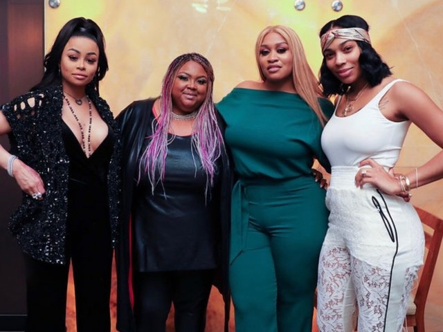 "Blac Chyna, Dreka Gates And Other ""It Chicks"" Attend Special Women's Empowerment Dinner Hosted By Rah Ali"