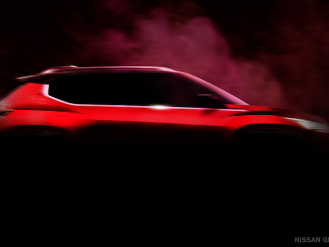 New Nissan Compact SUV Announced, Launch In 2020