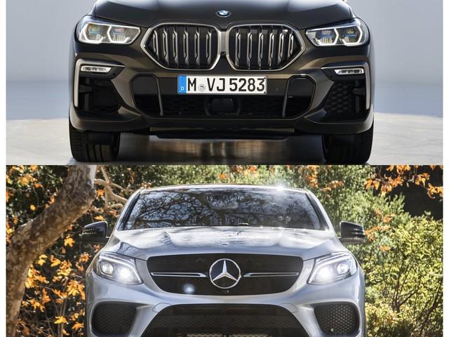 U.S. Sales: Mercedes-Benz Pulls Well Ahead of BMW